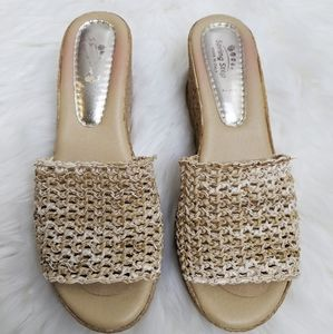 Spring Step Made In Italy Espadrille Sandal Shoes